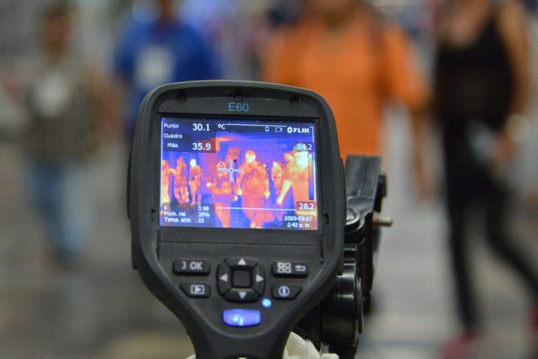 Caméra thermique